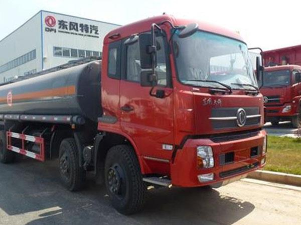 Xe chở axit H2S04 Dongfeng 16 khối